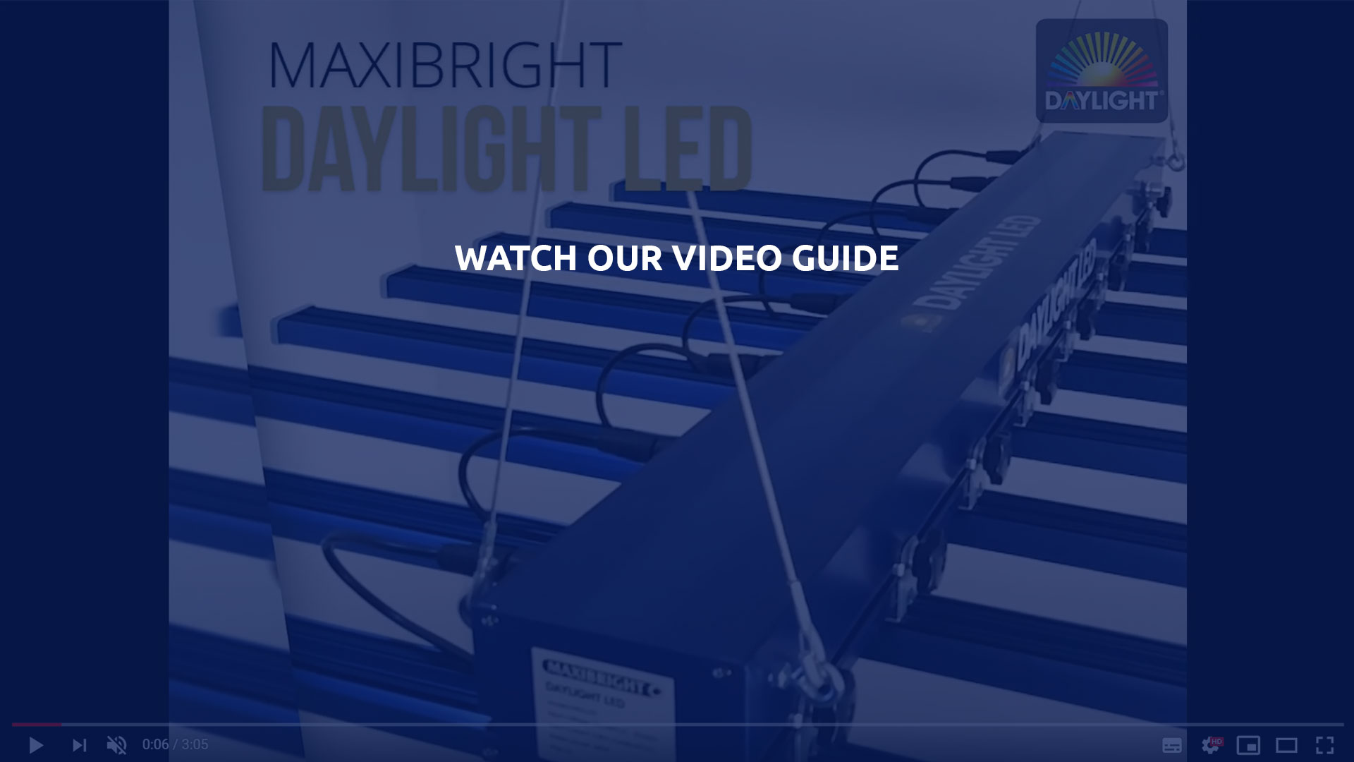 DAYLIGHT-LED-660W-Video-Guide